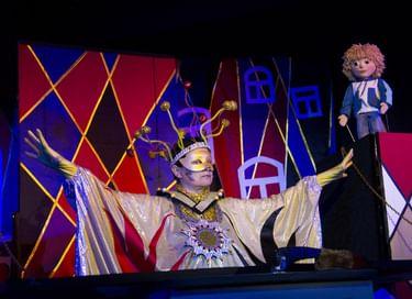 Спектакль «Тайна королевы Молнии!»