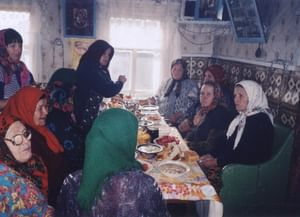 Религиозная традиция «бурсьылысьяс» верхневычегодских коми-зырян