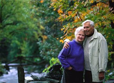 Праздник ко Дню пожилых людей