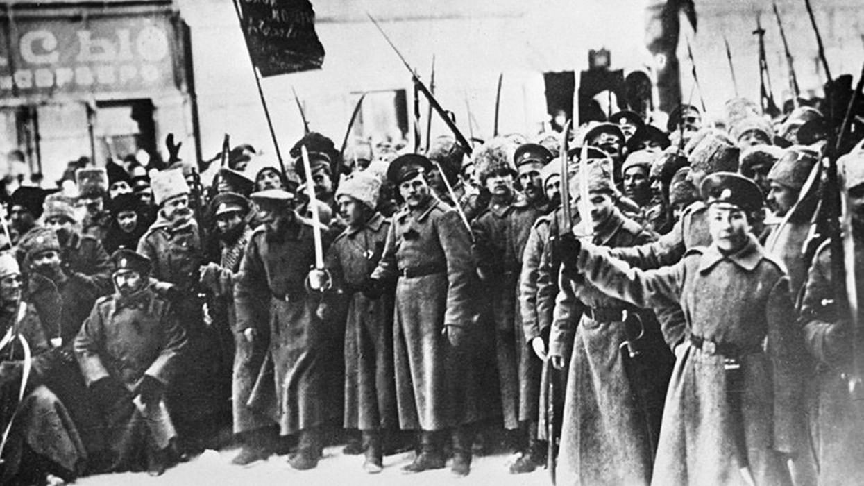 concept of nationality after bolshevik revolution Bolshevik revolution bolsheviks storm winter palace, take over government offices, and arrest leaders of provisional government lenin nationalist party one of the groups pushing for modernization and nationalization sun yixian.