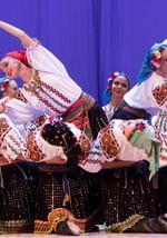 Моисеевцам – 80. Ансамбль народного танца имени Игоря Моисеева