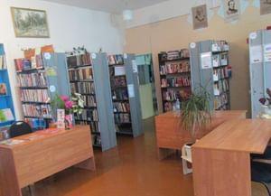 Лебедянская сельская библиотека-филиал № 12