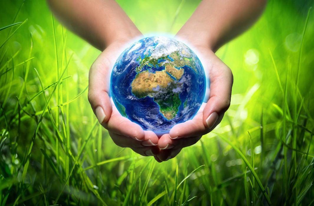 был картинки зеленой планеты земля фотограф