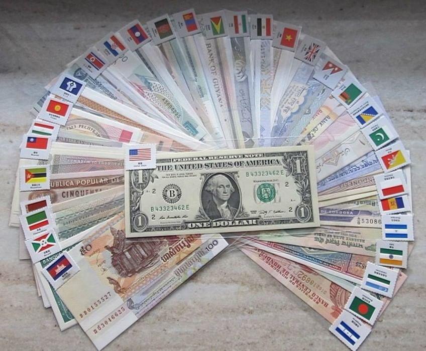валюты мира в картинках места стране великих