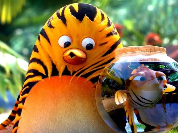 Показ мультфильма «Дозор джунглей»