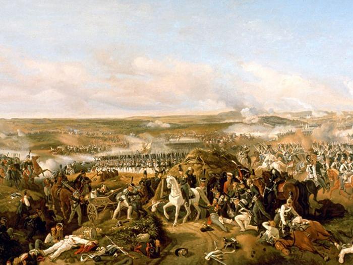 Выставка «Бородинское сражение – поле отчаяния и славы»