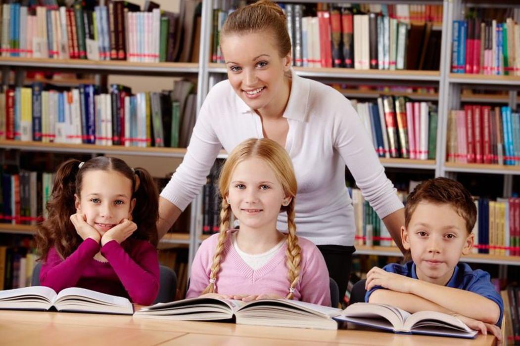 Учитель с детьми картинки