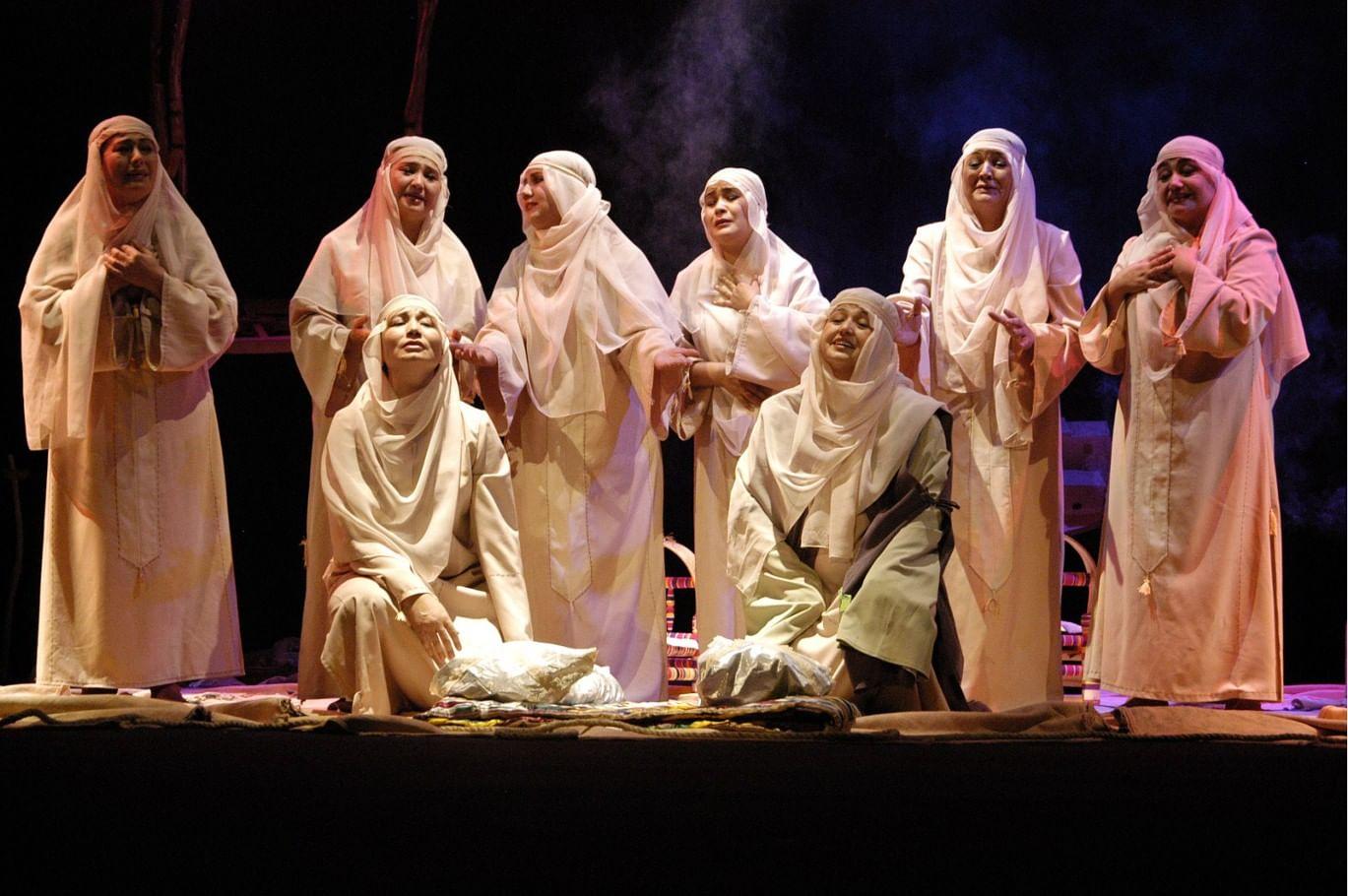 Международный театральный фестиваль современной драматургии имени Александра Вампилова