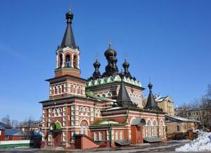 Собор Серафима Саровского в Кирове