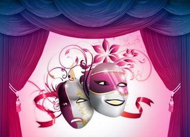 Спектакль «Королевство кривых зеркал»