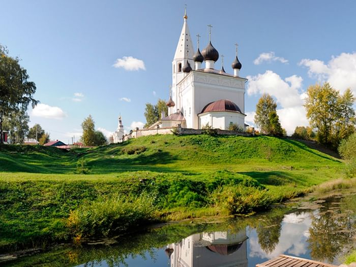 Культурный гид по селу Вятскому