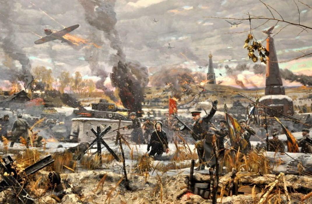 Фото и картинки битва за москву