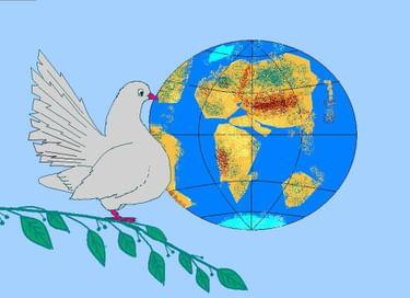 Беседа «Международный день мира»
