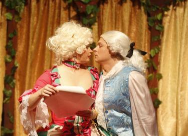 Спектакль «Женитьба Фигаро»