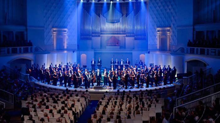 Большой симфонический оркестр имени П. И. Чайковского, Владимир Федосеев. Цикл концертов «Бетховен. Письма к тебе…»