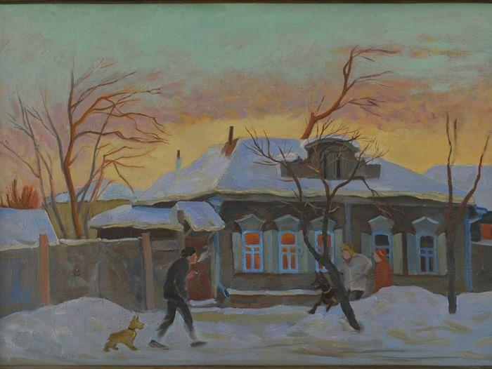 Выставка «Светлана Ильина. Живопись»