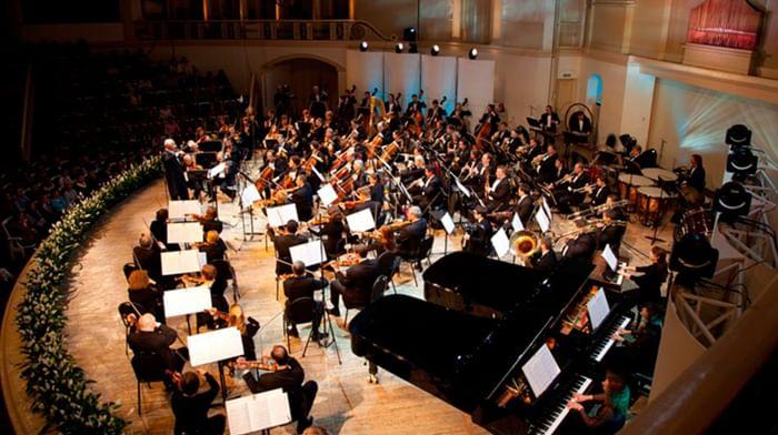 Борис Березовский, Национальный филармонический оркестр России