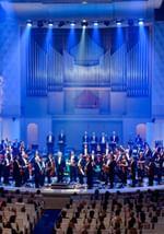 Всероссийский виртуальный концертный зал. Симфонический концерт с трансляциями в филармонии России
