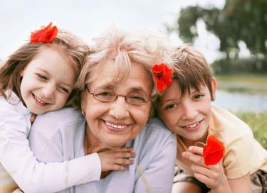 Конкурсная программа «Бабушка моей мечты»