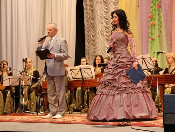 Концерт «Творческий отчет Новооскольского района»