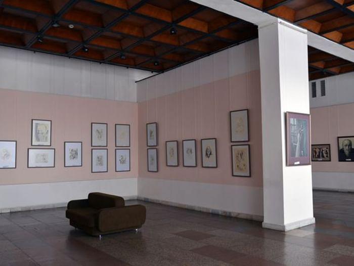Выставка «Ф. М. Достоевский в произведениях искусства»