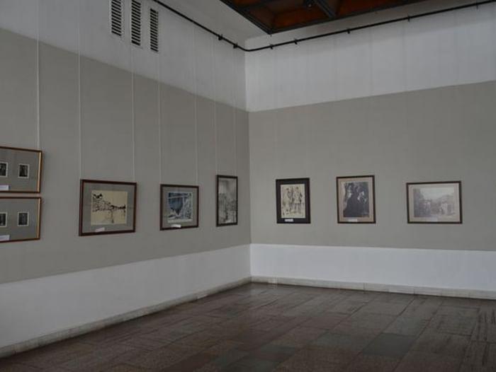Выставка «Федор Достоевский и театр. Из фондов Театрального музея имени А. А. Бахрушина»