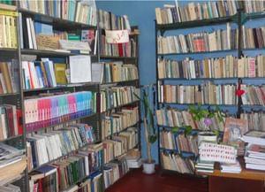Марковская сельская библиотека-филиал № 8