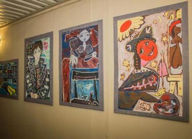 Выставка «Забытые картины Сергея Клёмина»