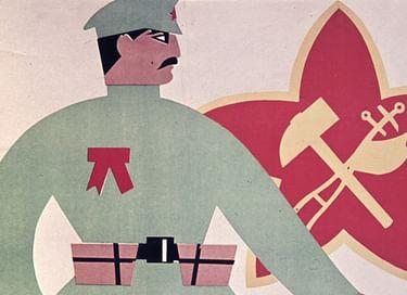 Выставка «Двенадцать. Русские писатели в 1917 году»