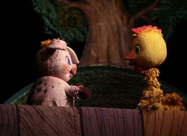 Спектакль «Я –цыпленок, ты – цыпленок»