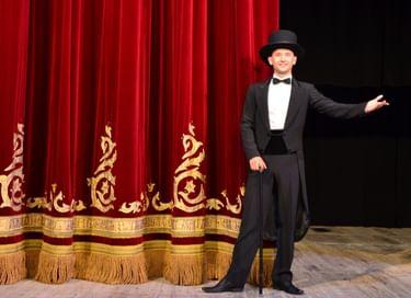 Театрализованное представление «Гала-концерт»
