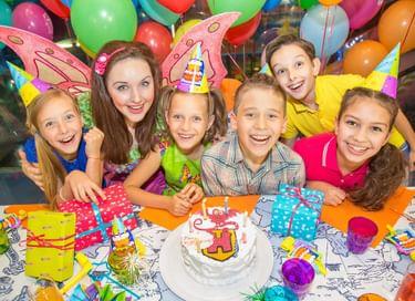Детский праздник «С днем рождения»