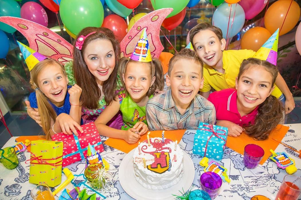 С днем рождения фото для детей