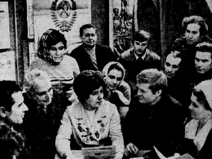 Выставка «Конституция развитого социализма»