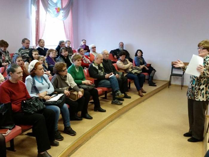 Тематическая встреча «Современная проза»
