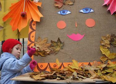 Программа «Осенины – праздник урожая»
