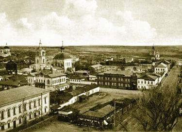 Выставка «Старый Воронеж из окна Дома Никитина»