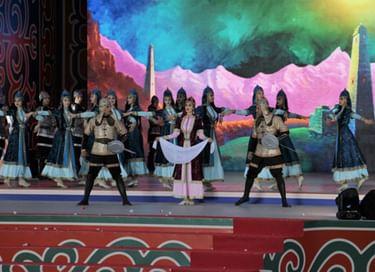 Концерт Государственного ансамбля «Ингушетия»