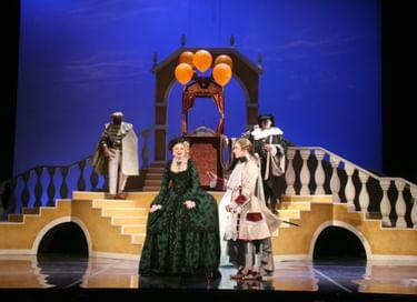 Спектакль «Венецианские близнецы»