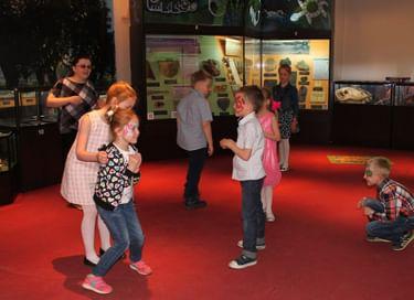 День рождения в Вятском палеонтологическом музее