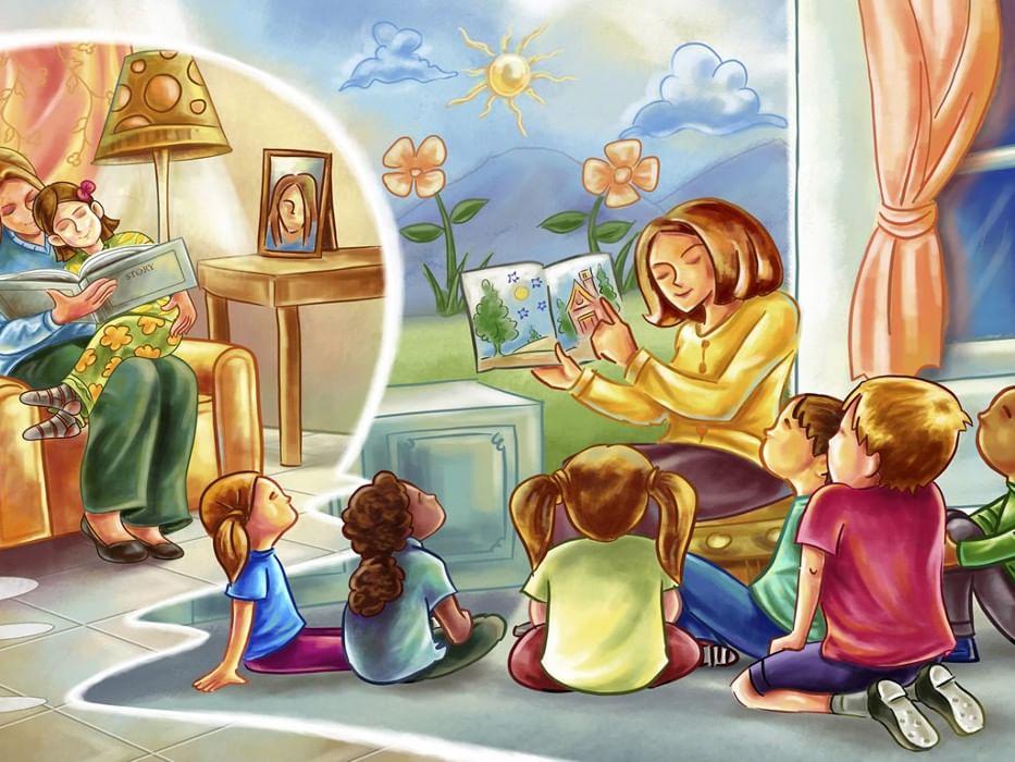 Детские сказки по-взрослому картинки