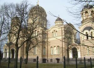 Христорождественский собор в Риге