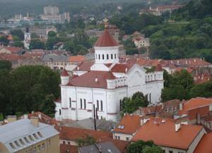 Пречистенский собор в Вильнюсе