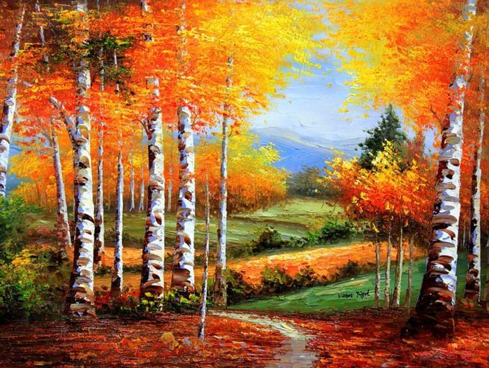 Выставка «Осенний калейдоскоп»