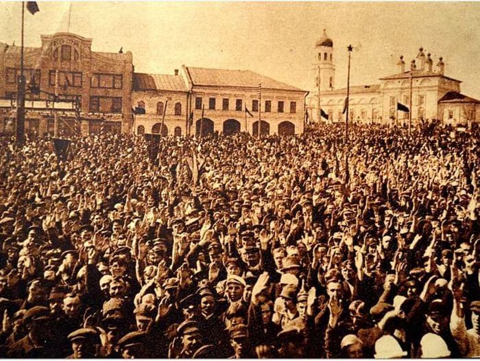 Лекция «Вятка и революция 1917 года»