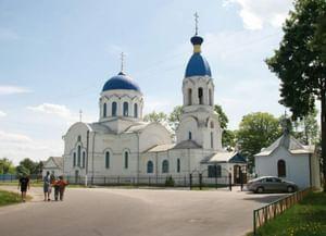 Свято-Никольская церковь в Петрикове