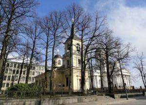 Свято-Троицкая церковь в Хельсинки