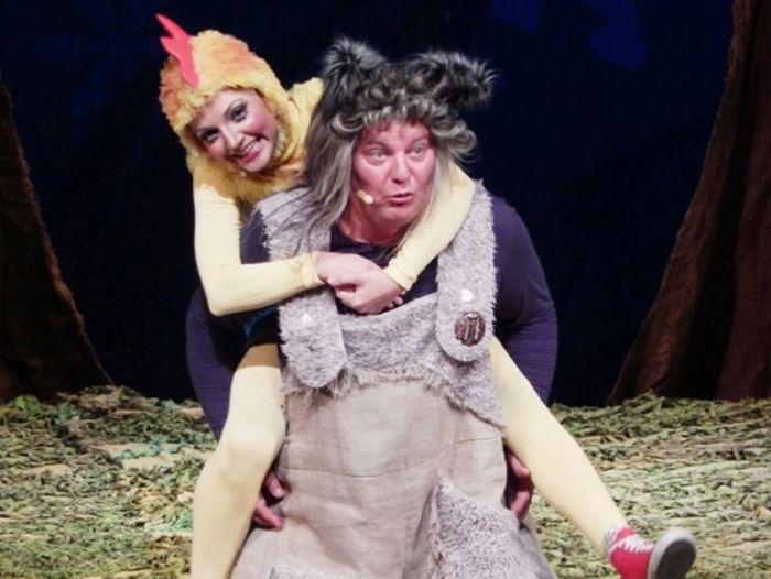 Мюзикл «Золотой цыпленок»