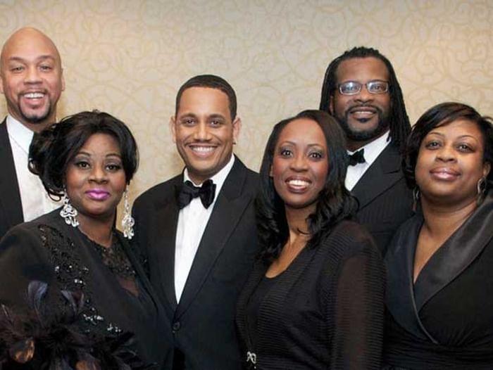 Концерт группы The Harlem Musical Revue