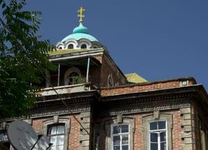 Церковь Святого Апостола Андрея Первозванного в Стамбуле